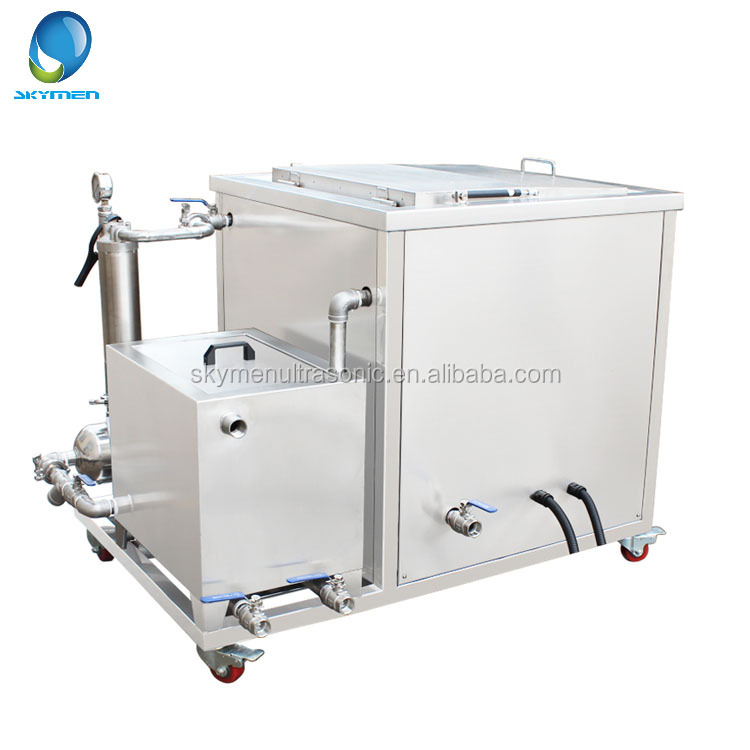 Skymen Customized Engine Block Ultrasonic Cleaning Machine JP-720G Ultra Sonic Cleaner Industrial
