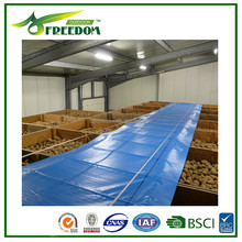 Large size PE plastic tarpaulin sheet for roofing cover