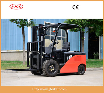 2.5ton AC MOTOR Electric FORKLIFT price CONTAINER FORKLIFT TRUCK