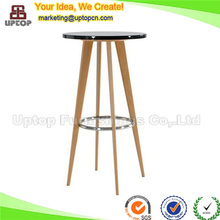 (SP-BT600) Wholesale morden custom juice table bistro round