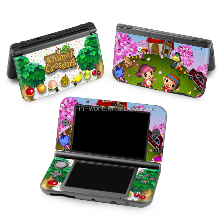Customize skin sticker for nintendo new 3ds xl skin