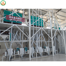 alibaba supplier low price wheat flour mill for sale in Pakistan