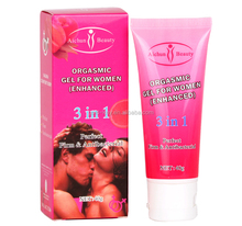 Sex Products Properties Aichun beauty 3 in 1 orgasmic gel for women enhanced