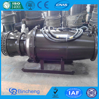 High flow pond submersible water pumps