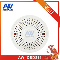 Residential security equipment 2 wire smoke detector for building safety