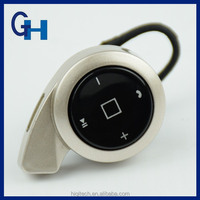 HiGi black A8 spy gsm earphone micro bluetooth mini earpiece wireless