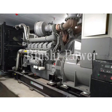 2017 Hot Sale 660KW 6 Cylinders 4 Stroke Diesel Generator Set With Perkins Power Supply Excellent Quality