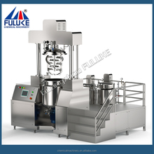 Guangzhou FLK Machinery High Quality Vacuum Emulsifying Mixer Equipment/Emulsifying Machine For Cosmetic