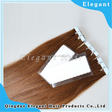 double side tape use for hair extension with strong adhesive