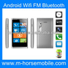 1GHz CPU Bluetooth Dual and Standby unlock gsm smart cell phone
