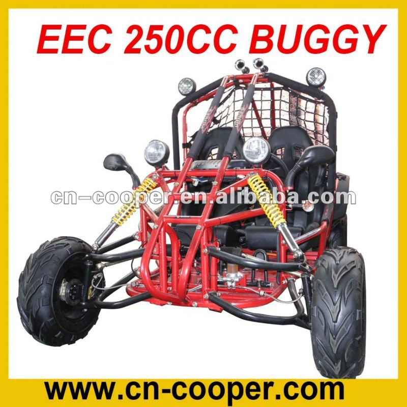 EEC Automatic Sand Buggy 250cc