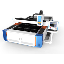 300w 500w 750w1000w 1500w 2kw 3kw XQ Fiber Laser Cutting Machine for sheet metal