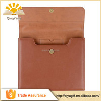 Factory Custom A4 Size Leather PU