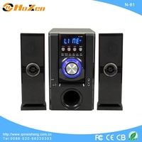 Hot sale guangzhou 2.1 channel pcb speaker