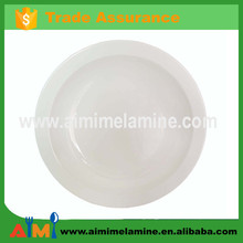 Plastic,100% Melamine Material,High Quality and Unbreakable Feature Wholesale Dinner Plates