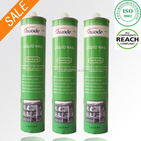 general purpose construction acrylic transparent silicone sealant