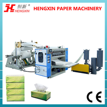 Full-automatic Interfold Facial Tissue Paper Machine (6 lanes)