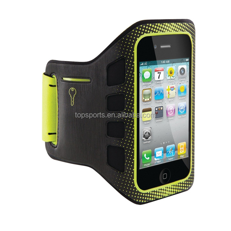 2016 New Mobile Phone High Quality Sports Armband Case Cover For iPhone 6S