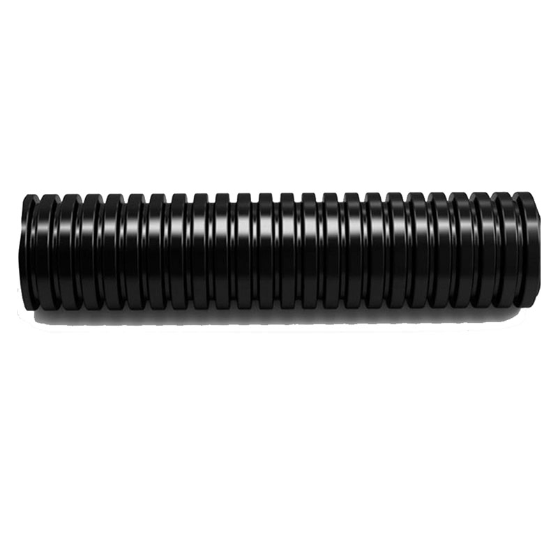 Material PE conduit flexible plastic pipe Corrugated <strong>Tube</strong> manufacture