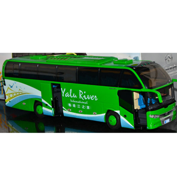 good quality alloy diecast bus model Customized
