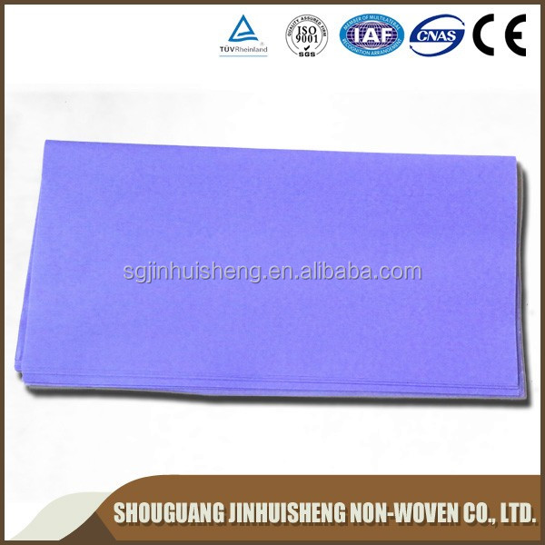 Cheap chemical non woven polypropylene fabric for gift packaging