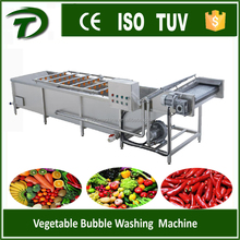 Vegetable and fruits washing machine