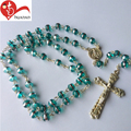 Export supplier rosaries religious catholic jewelry glass beads rosary