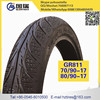 70/90-17 Professional tires motorcycle with safegrip brand