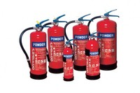 Fire Extinguisher (Dry Powder)