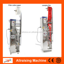 Stainless Steel Detergent Powder Filling Packing Machine with Printing Code