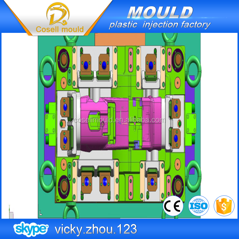 customer design mould/inject molding/yuyao injection moulding