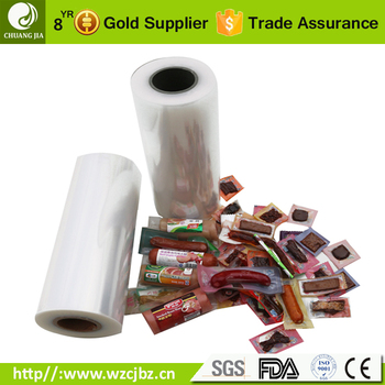 7 layer moisture proof oxygen barrier high temperature retorable pa/pp co-extruded film