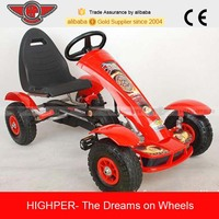 Pedal Go Kart for Kids, High Quality Pedal Car Made in China (PCM-1)