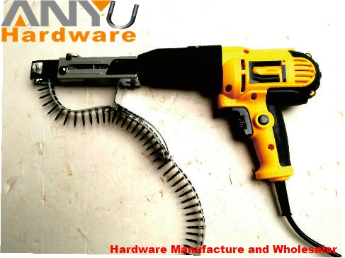 professional collated Screwdriver <strong>tools</strong>,580W Auto-Feed Drywall Screwdriver,collated screw <strong>tools</strong>