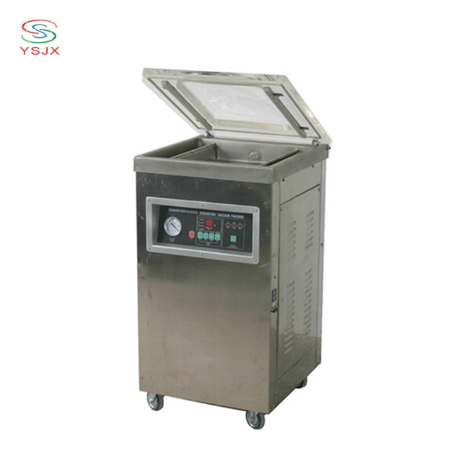 industrial fish vacumm packaging machine dz 500 for air tight food packaging