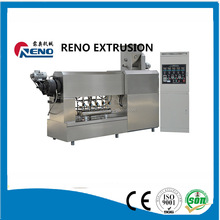 Cheap price custom top quality snack food corn making extruder machine