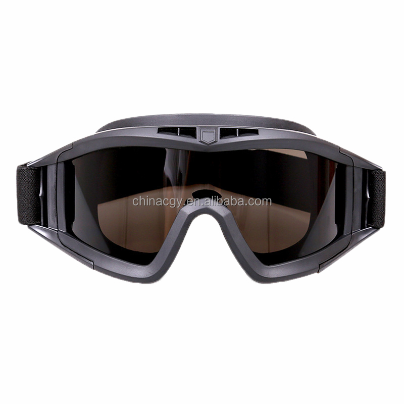 Reinforcement motorcycle goggles outside sport basketball antimist bicycle eyewear riding Safety Glasses