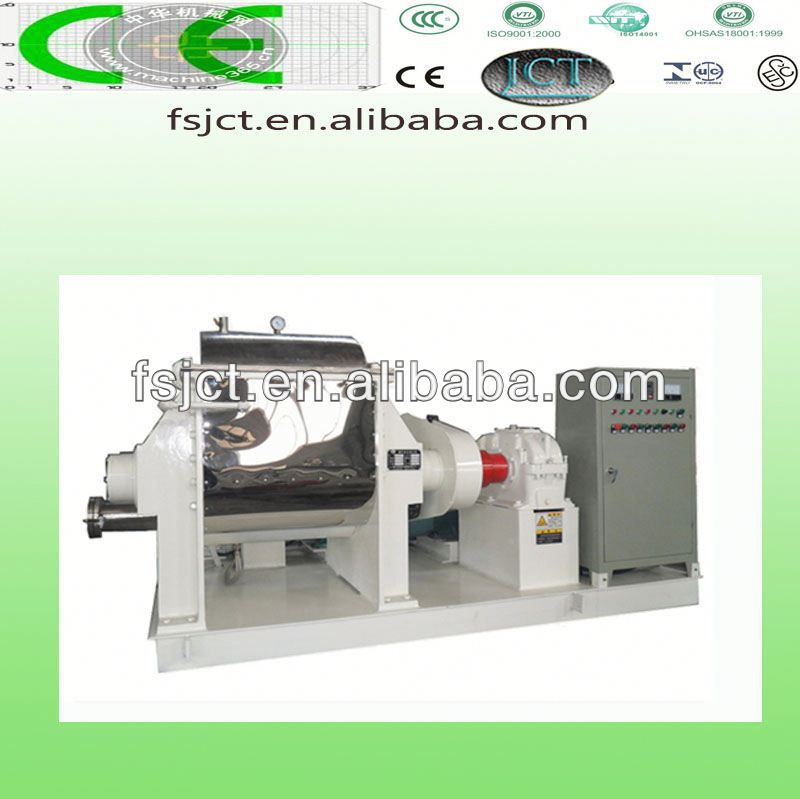 high quality and multi functional kneader making machine used for hard rubber rods NHZ-500L