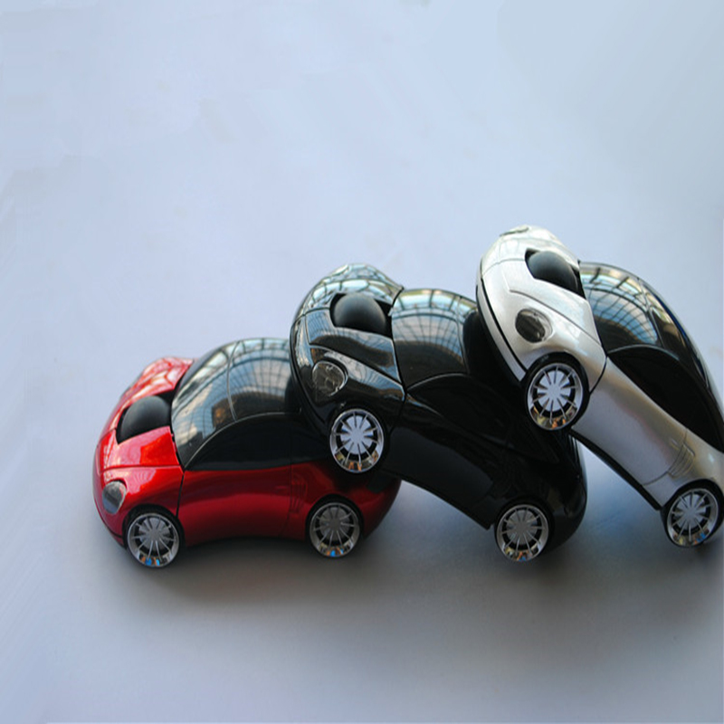 Promotional Wireless Mouse Car Shape Mouse For 3D Car Wireless Mouse