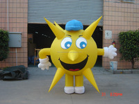 Factory outlet customizable inflatable cartoon