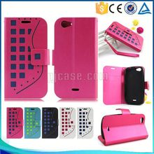 for Karbonn A110 Case ,Pu leather mobile phone case for Karbonn A110