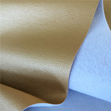 2017 China manufacture chairs pvc leather cheap leather faux leather for making chairs/ bag/sofa