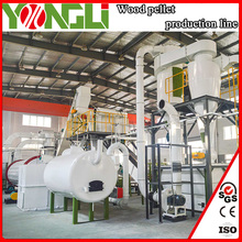 wood burning stove/wood pellet steam boiler