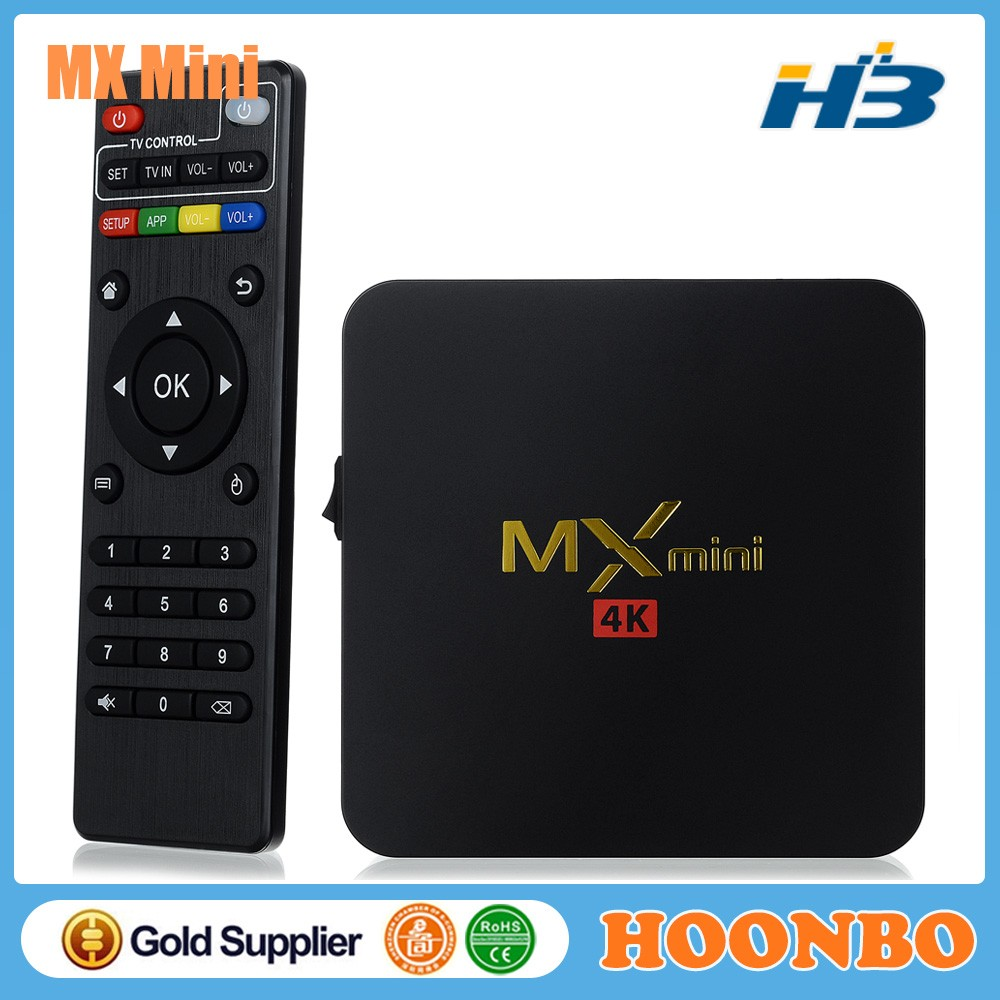 Quad Core Amlogic S905 Digital TV BOX Google Android 4.2 4.4 Smart TV Box Power On/Off Button