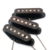 Set of 3 Rosewood Pickups Vintage Single Coil Alnico V Pickup for Electric Guitar Parts 48,50,52