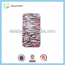 crystal diamond sticker with stars for mobile Phone
