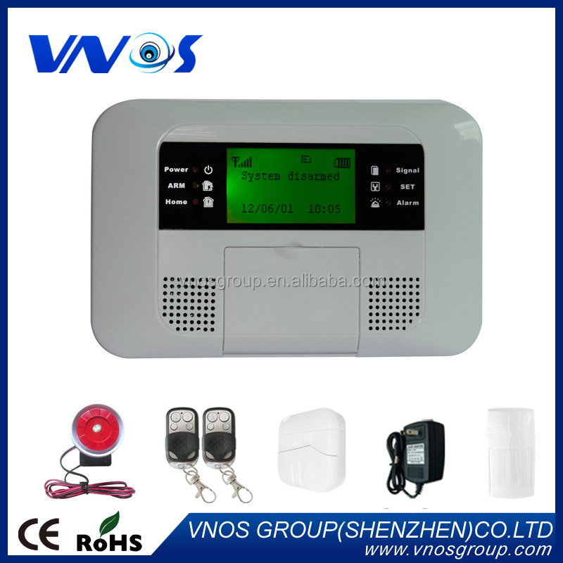 Design new arrival wireless alarm system jammer