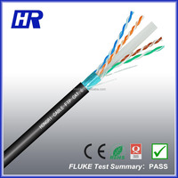 cat.6 ftp cable 100%copper outdoor