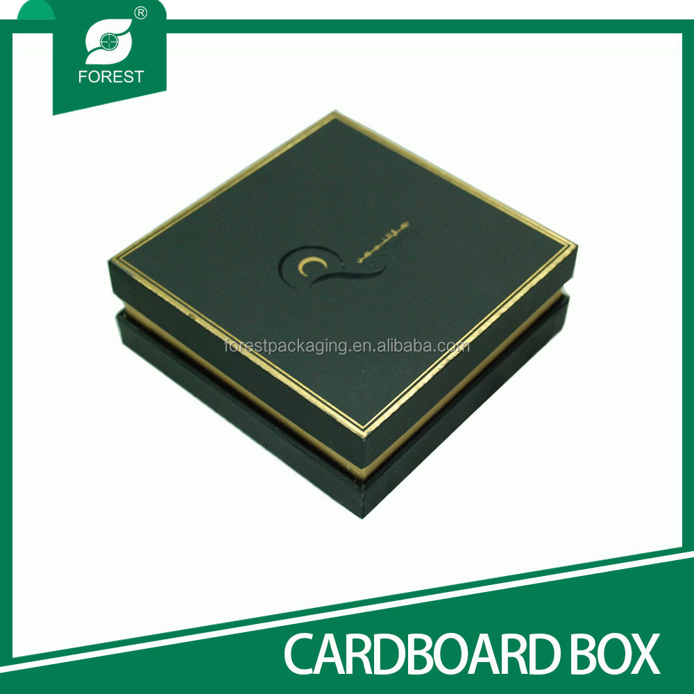 HIGH QUALITY TWO PIECES CARDBOARD BOXES FOR PACKAGING JEWELLERY