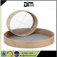wooden garden sieve hot sale
